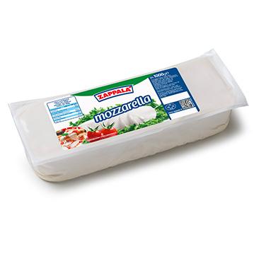 MOZZARELLA PER PIZZA 1 kg