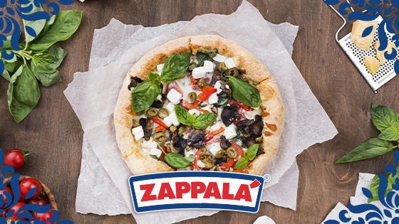 pizza alla mediterranea